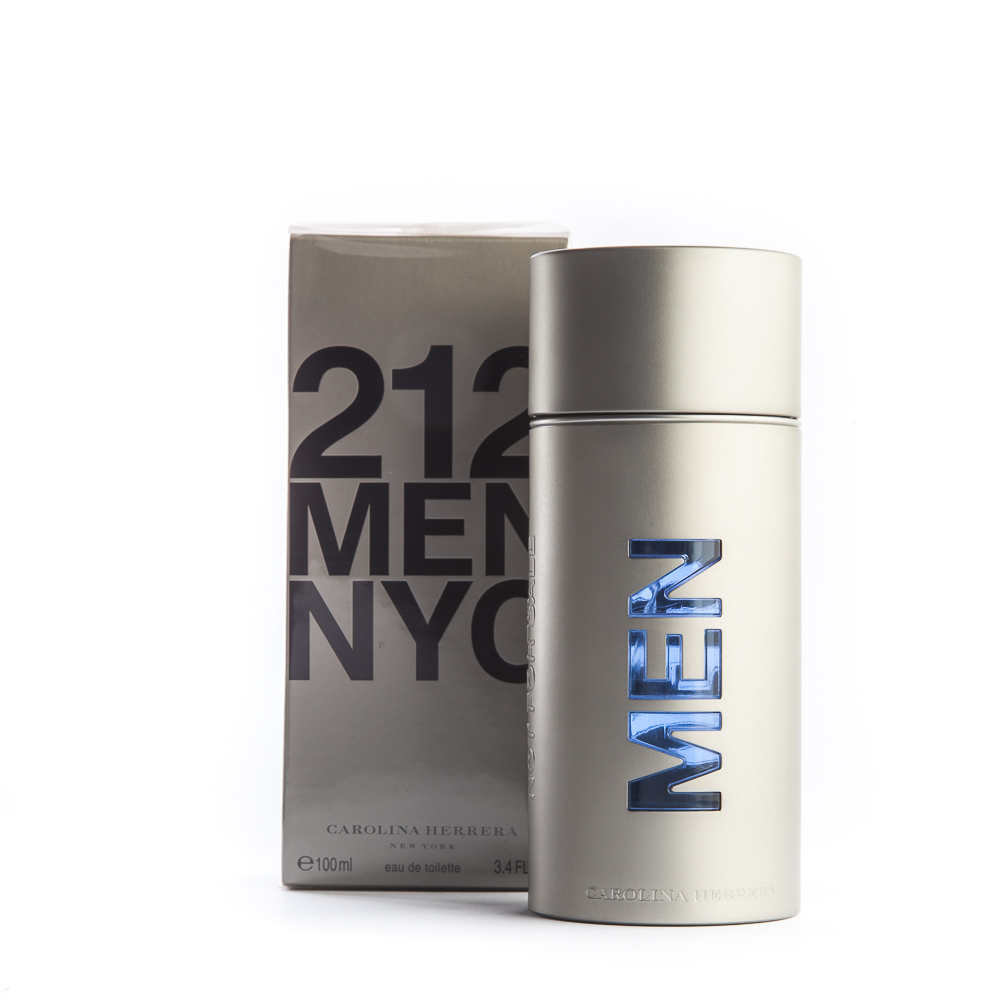 212 MEN NYC Eau de Toilette 100 ml