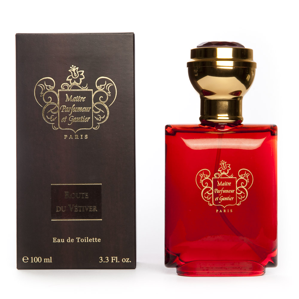 Route du Vétiver Eau de Toilette 100 ml