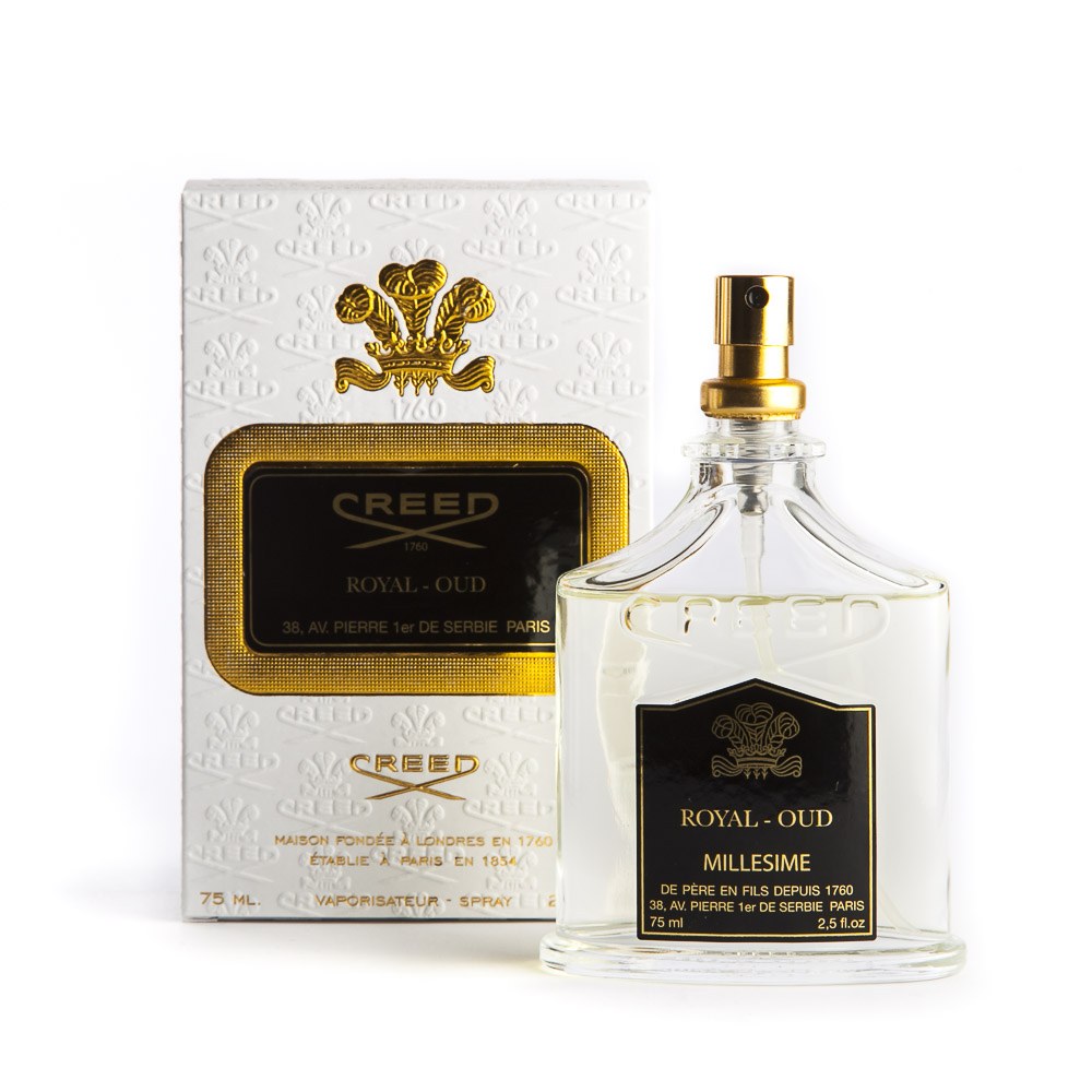 Royal oud Eau de Toilette 75 ml