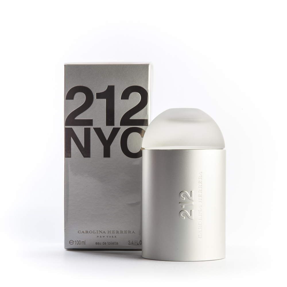 212 NYC Eau de Toilette 100 ml