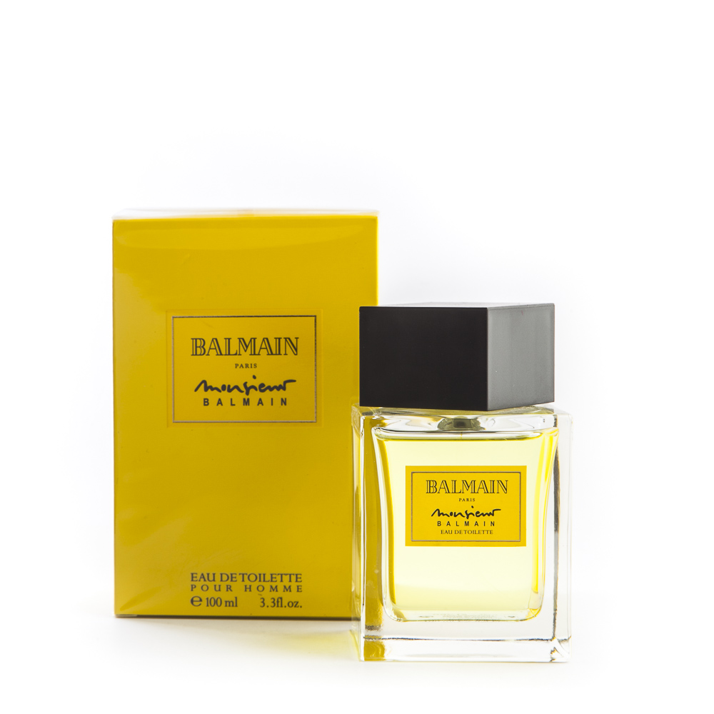 Monsieur Balmain Eau de Toilette 100 ml