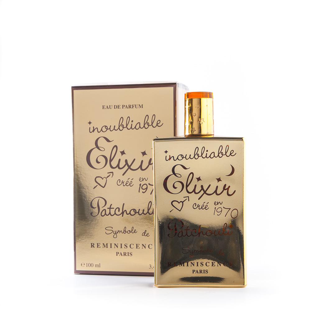 Patchouli elixir Eau de Toilette 100 ml
