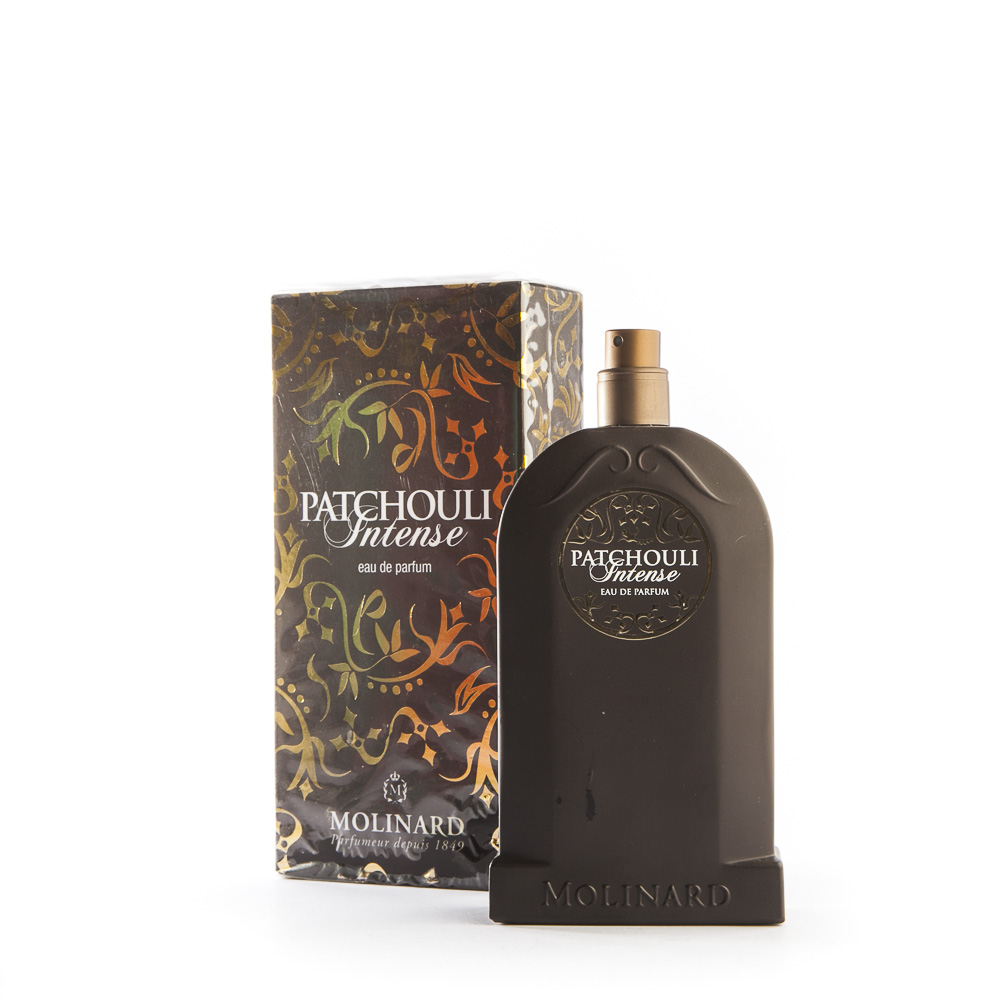 eau de toilette 100 ml molinard patchouli intense. Black Bedroom Furniture Sets. Home Design Ideas