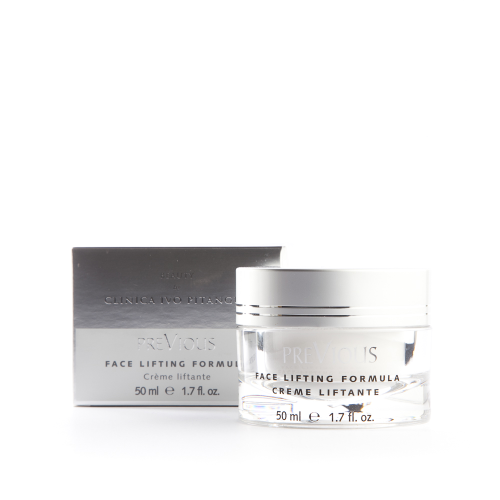 Face lifting formula Crème liftante
